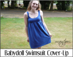 Babydoll Swimsuit Cover Up