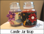 Candle Jar Wrap
