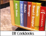 DIY Cookbooks