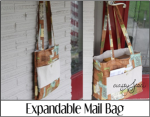 Expandable Mail Bag