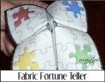 Fabric Fortune Teller