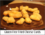 Gluten Free Fried Cheese Curds