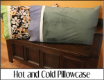 Hot and Cold Pillowcase