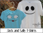 Jack and Sally T-Shirts