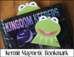Kermit Magnetic Bookmark