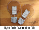 Light Bulb Graduation Gift