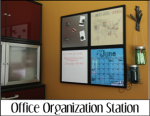 Office Organization Station