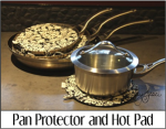 Pan Protector and Hot Pad