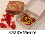Pizza Box Valentine