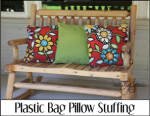 Plastic Bag Pillow Stuffing