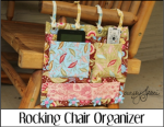 Rocking Chair Organizer