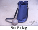 Shot Put Bag
