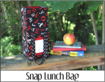 Snap Lunch Bag