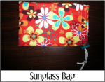 Sunglass Bag