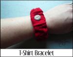 T-Shirt Bracelet