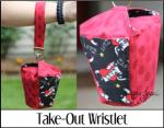 Take Out Wristlet