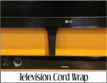 Television Cord Wrap