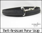Theft Resistant Purse Strap