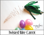 Twisted Wire Carrot