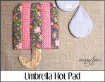 Umbrella Hot Pad