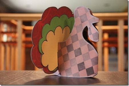 Paper Turkey 5