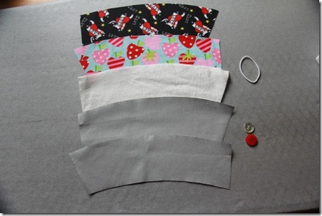 Coffee Cup Sleeve Tutorial from Crafty Staci