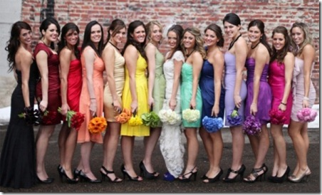 LEADa-bridesmaids-dresses-and-dusty-miller-wedding-bouquet