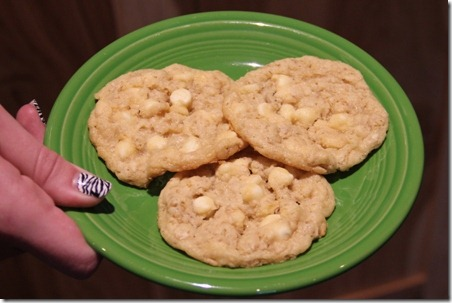 Lemon Oatmeal Cookies 2
