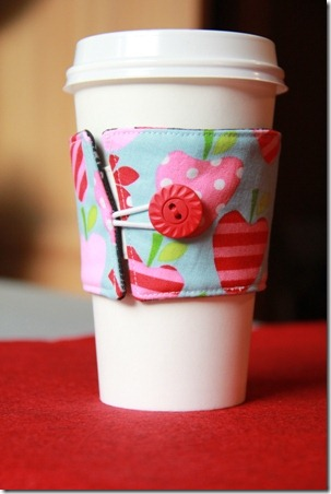 Coffee Cup Sleeve 1