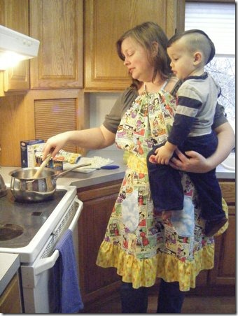 Spring Apron Giveaway 2