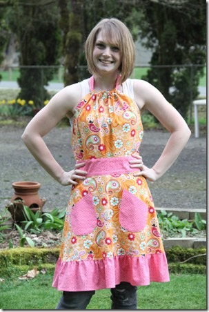Spring Apron Giveaway 3