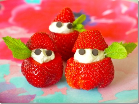 Strawberries-Cream