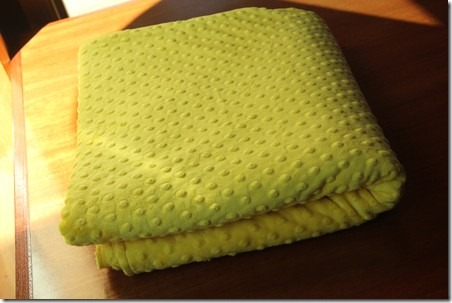 fuzzy blanket 1