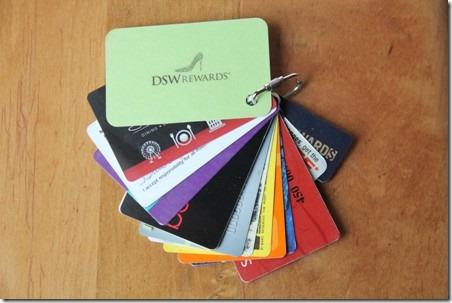 Loyalty Card Pocket 2
