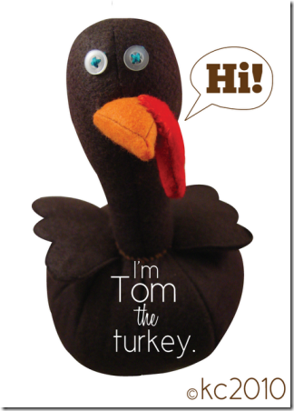 tom the turkey