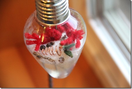 Melted Snowman Ornament 9
