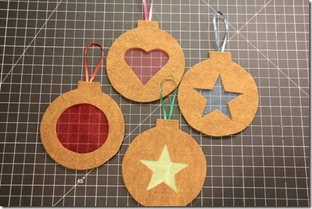 Stained Glass Cookie Ornaments 6