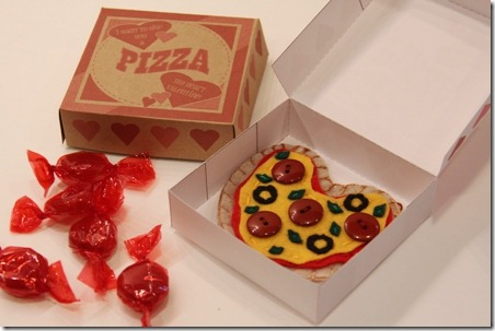 Pizza Box Valentine 15