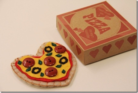 Pizza Box Valentine 1