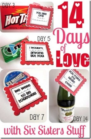 14 Days of Love from The Dating Divas