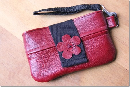 Recycled Leather Phone Case 15