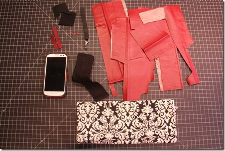Recycled Leather Phone Case 2