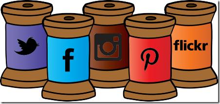 Social Media Spools