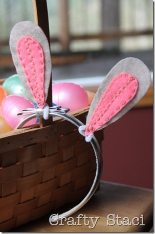 Bendable Bunny Ears - Crafty Staci 8