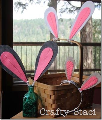 Bendable Bunny Ears - Crafty Staci 9