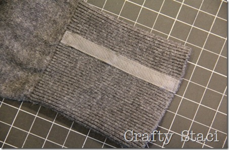 Adding Detail to Spring Sweater - Crafty Staci 6
