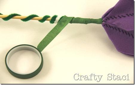 Felt Flowers - Crafty Staci 10