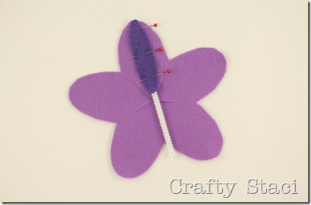 Felt Flowers - Crafty Staci 4