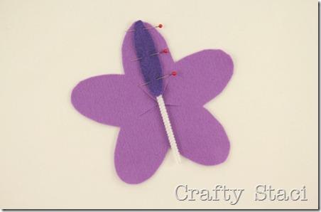 Felt Flowers - Crafty Staci 4