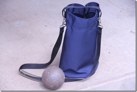 Shot Put Bag - Crafty Staci 8
